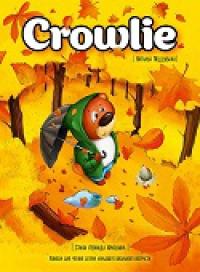 """Книга для чтения """"Crowlie"""" + наклейки"""